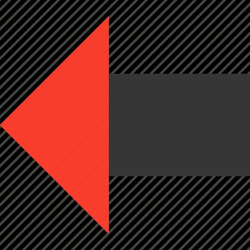 ago, arrow, back, direction, previous icon