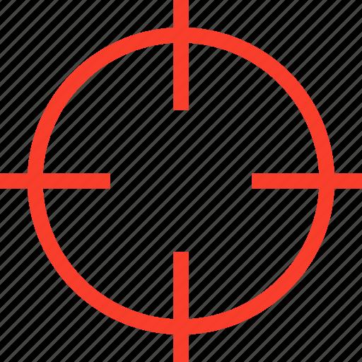 aim, archery, focus, goal, objective, success, target icon