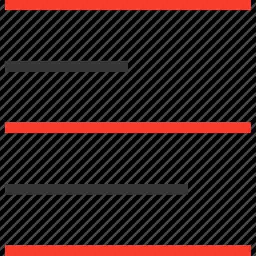 align, control, left, paragraph, text icon