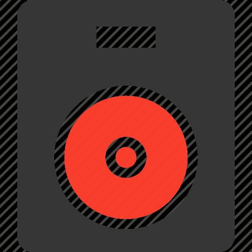 audio, multimedia, music, speaker icon