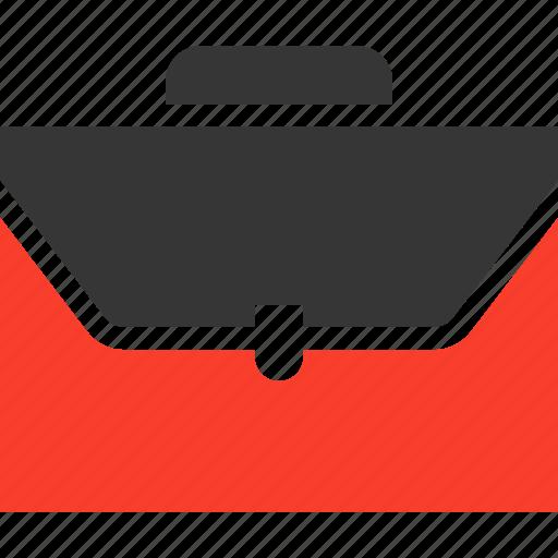 bag, briefcase, business, documents, portfolio icon