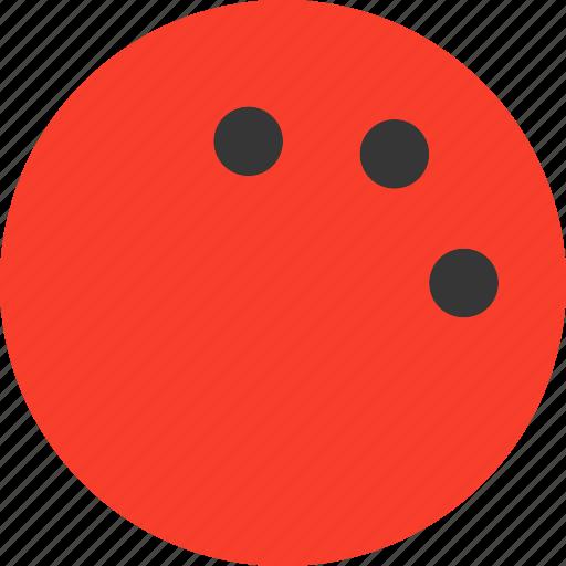 ball, bowling, game, pin, sports icon