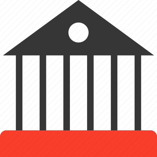 Bank, building, estate, government, house, panteon, real icon - Download on Iconfinder