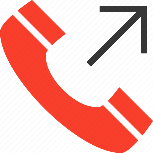 Call, mobile, outgoing, phone icon - Download on Iconfinder