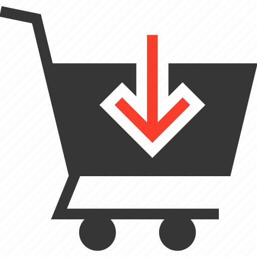 Shop, commerce, shopping, cart, download, ecommerce, store icon - Download