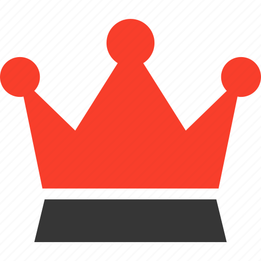 crown, optimization, premium, princes, royal, service, winner icon