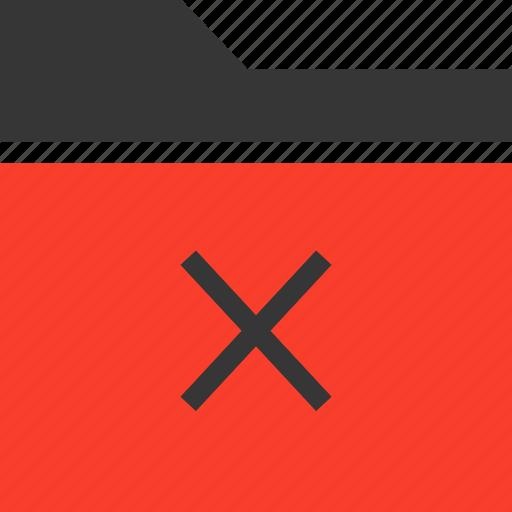 data, delete, files, folder, remove icon