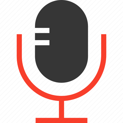 Mic, microphone, radio, recording, speak icon - Download on Iconfinder
