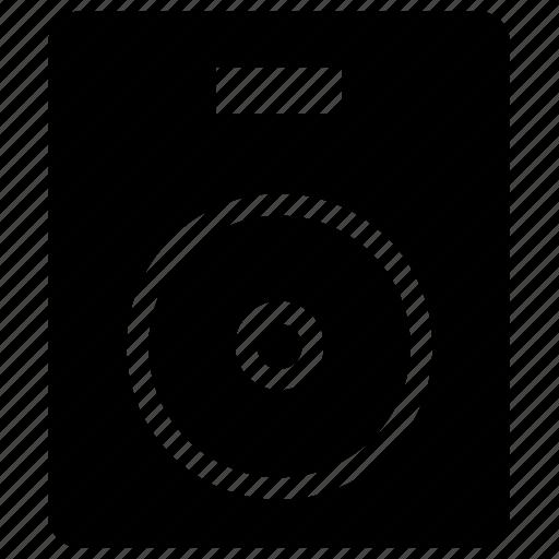 audio speaker, multimedia, music, music speaker, speaker, technology icon icon