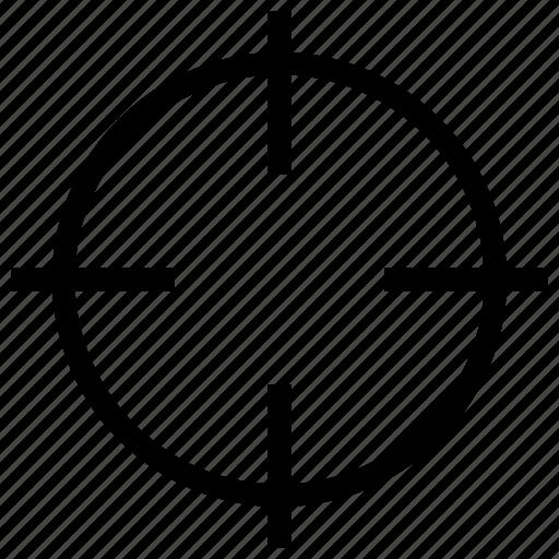 aim, archery, focus, goal, objective, success, target icon icon