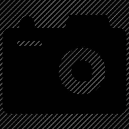 camera, digital camera, photographic equipment, photography, picture icon icon