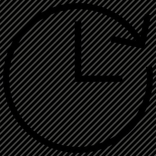 activities, history, log, past, recent icon icon