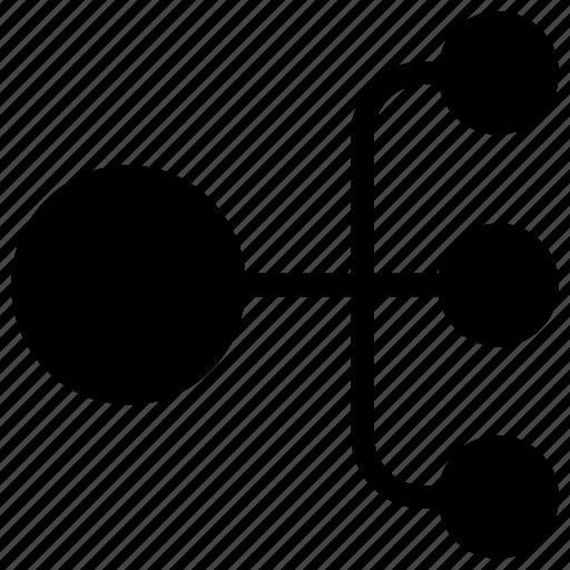 hierarchy, members, organization, team, teamwork icon icon