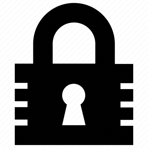 authorisation, lock, padlock, password, privacy, safe, security icon icon