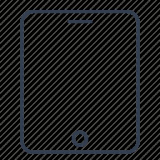 gadget, ipad icon
