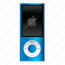 audio, ipod, music, nano, play, player, sound icon