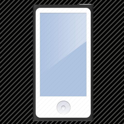 dark, design, ipod, player icon