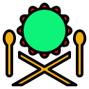 bedug, ramadan, fasting, mosque, drum