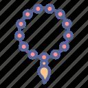 beads, islam, prayer, ramadan icon