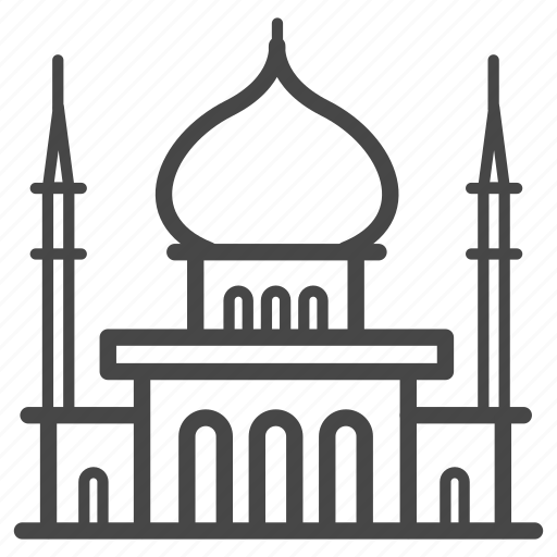 building, construction, islam, islamic, mosque, muslim icon