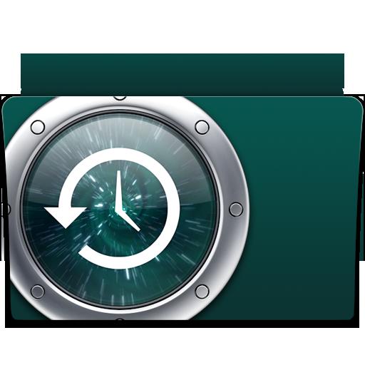 time machine backup folder