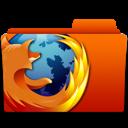browser, firefox, folder icon