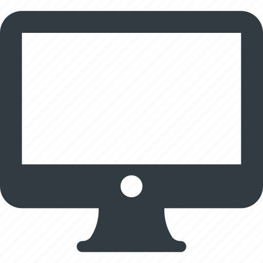 computer, desctop, display, imac, monitor, pc, screen icon