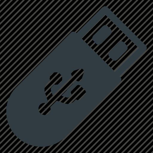 drive, flash, pendrive, usb icon