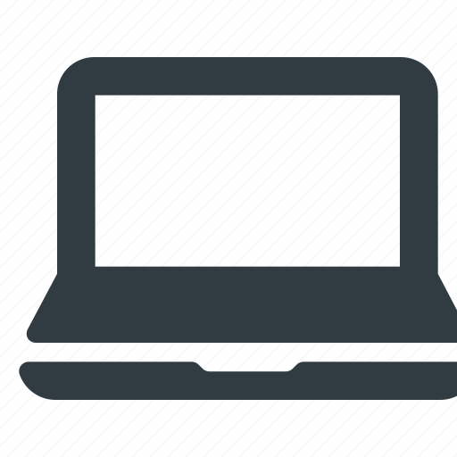 Computer, laptop, macbook, pc icon - Download on Iconfinder