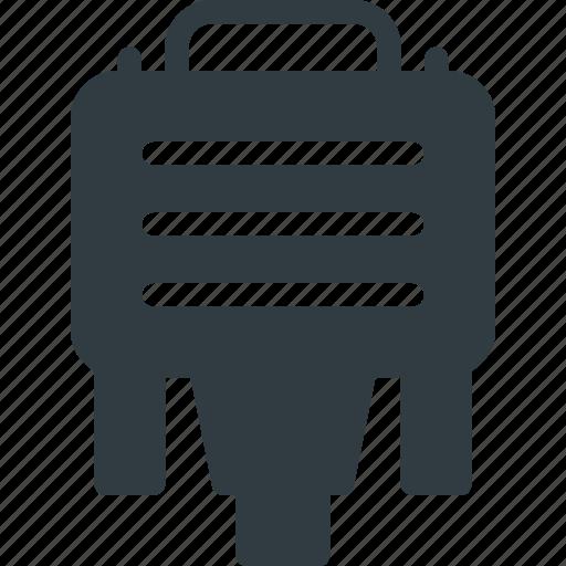 cable, plug, port, vga, video icon