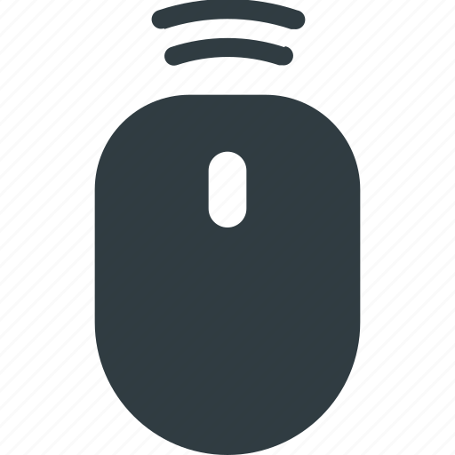 human, interface, mouse, scroll, wireless icon