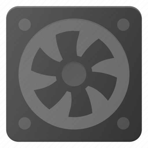 Cooler, cpu, proceesor, ventilate icon - Download on Iconfinder