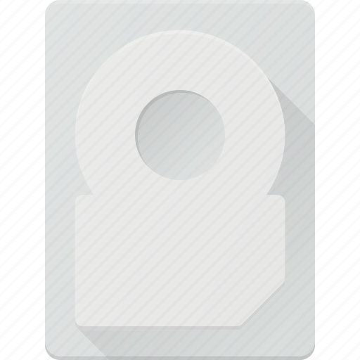 Disc, drive, hard, memory icon - Download on Iconfinder