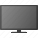 display, monitor, screen, television