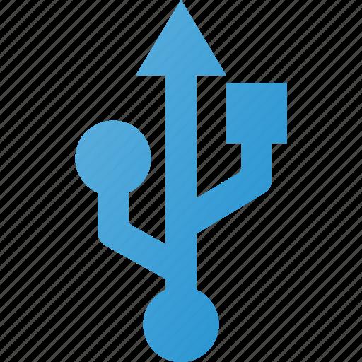 cable, plug, port, sighn, usb icon