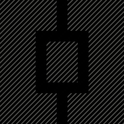 device, iwatch, line, minimal, swatch icon