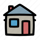building, estate, home, house, property, real estate icon