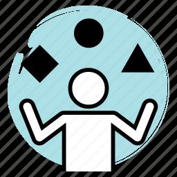 abilities, ability, habilities, person, skill icon