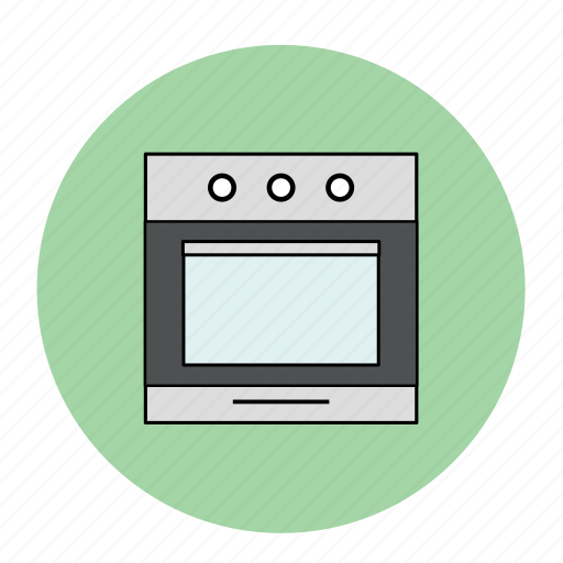 cooker, cooking, food, kitchen, oven icon