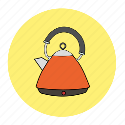 cooking, kettle, kitchen icon