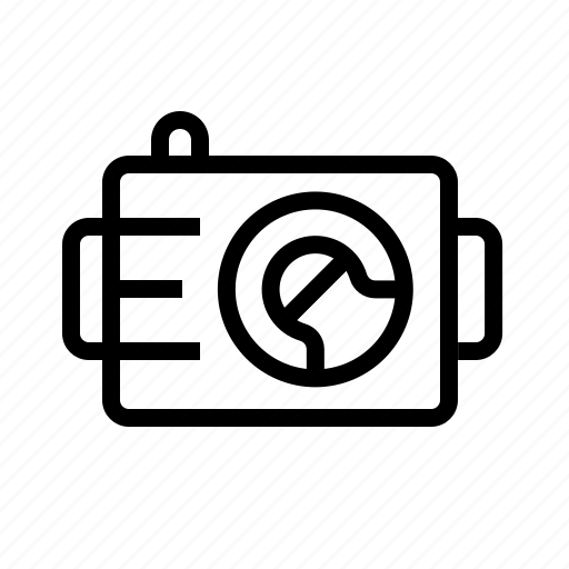 Camera, holiday, memory, photo icon - Download on Iconfinder