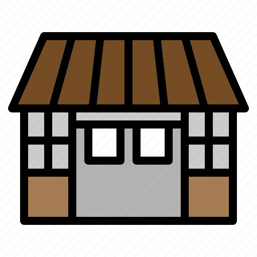 house, japanese, market, shop, shopping, store, traditional icon