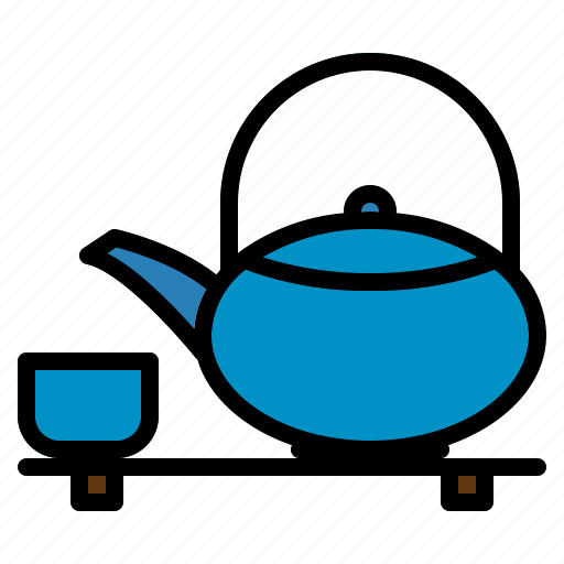 drink, green, hot, japanese, tea, traditional, water icon
