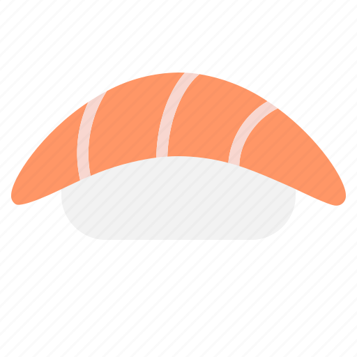 japanese, rice, salmon, seafood, sushi, wasabi icon