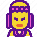asia, avatar, china, godess, lady icon