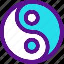asia, china, yang, yin