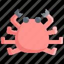 crab, food, hokkaido, japan, japanese, seafood icon
