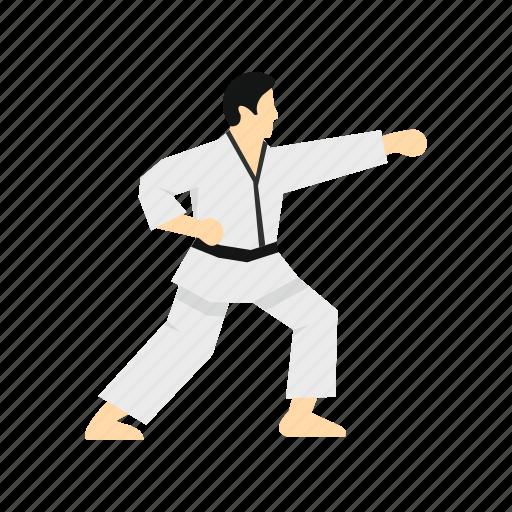 aikido, art, japanese, karate, martial, sport, training icon