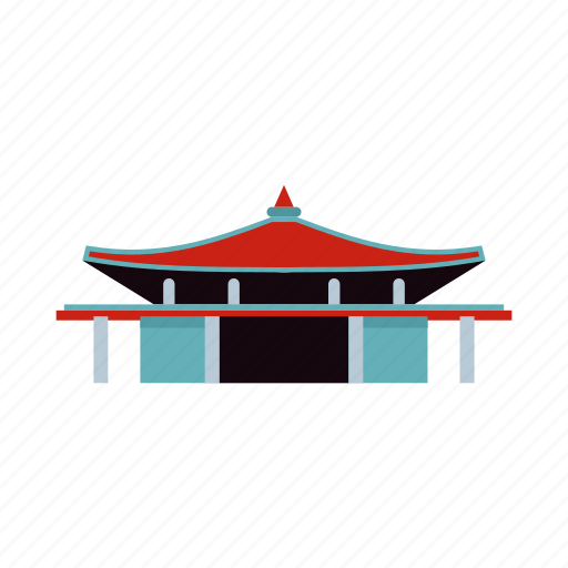 asia, buddhism, japan, japanese, pagoda, religion, temple icon