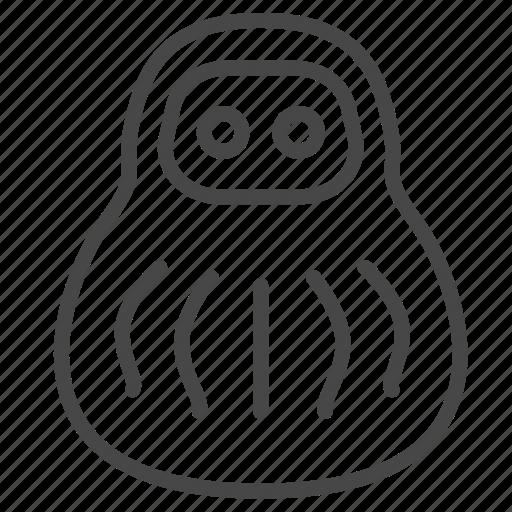 asia, daruma, doll, japan, japanese, traditional icon